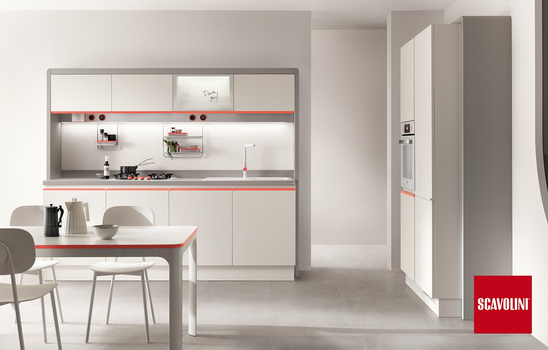 Dandy Plus Scavolini Marinelli Design Group
